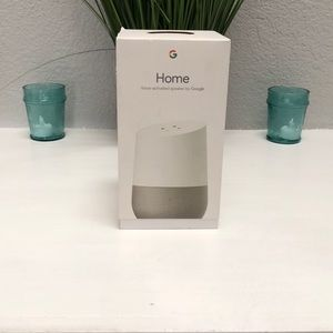 Brand new google home speaker